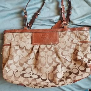 Coach Medium Sized Handbag